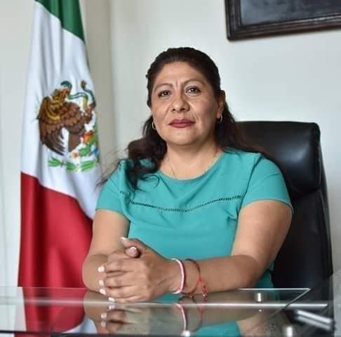 Alcaldesa de Tlalancaleca confirma que otra vez dio positivo a Covid19