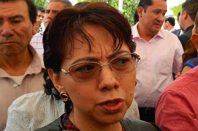 Desestima alcaldesa de Tehuacán que recaben firmas para pedir su destitución