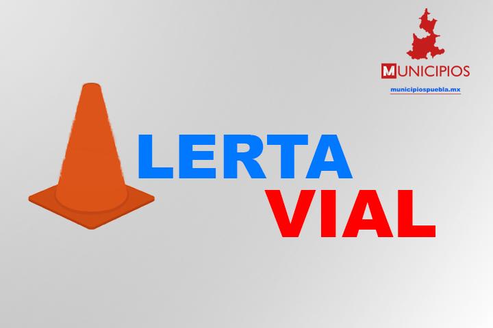 #AlertaVial Consulta las advertencias viales del día