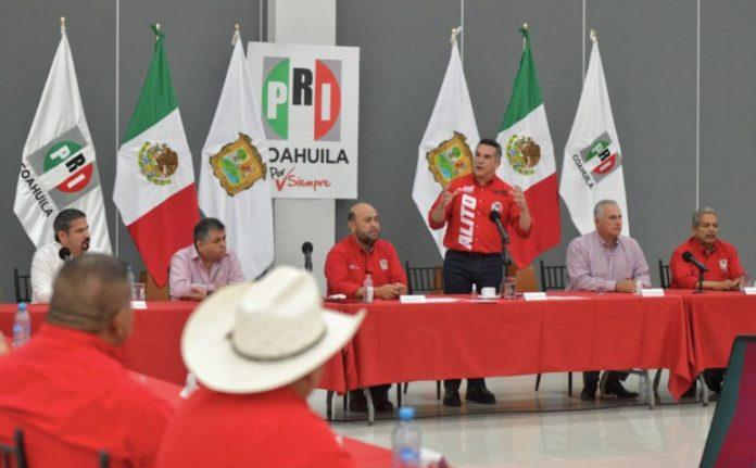 El PRI está listo para regresar a la Presidencia: asegura Alito Moreno