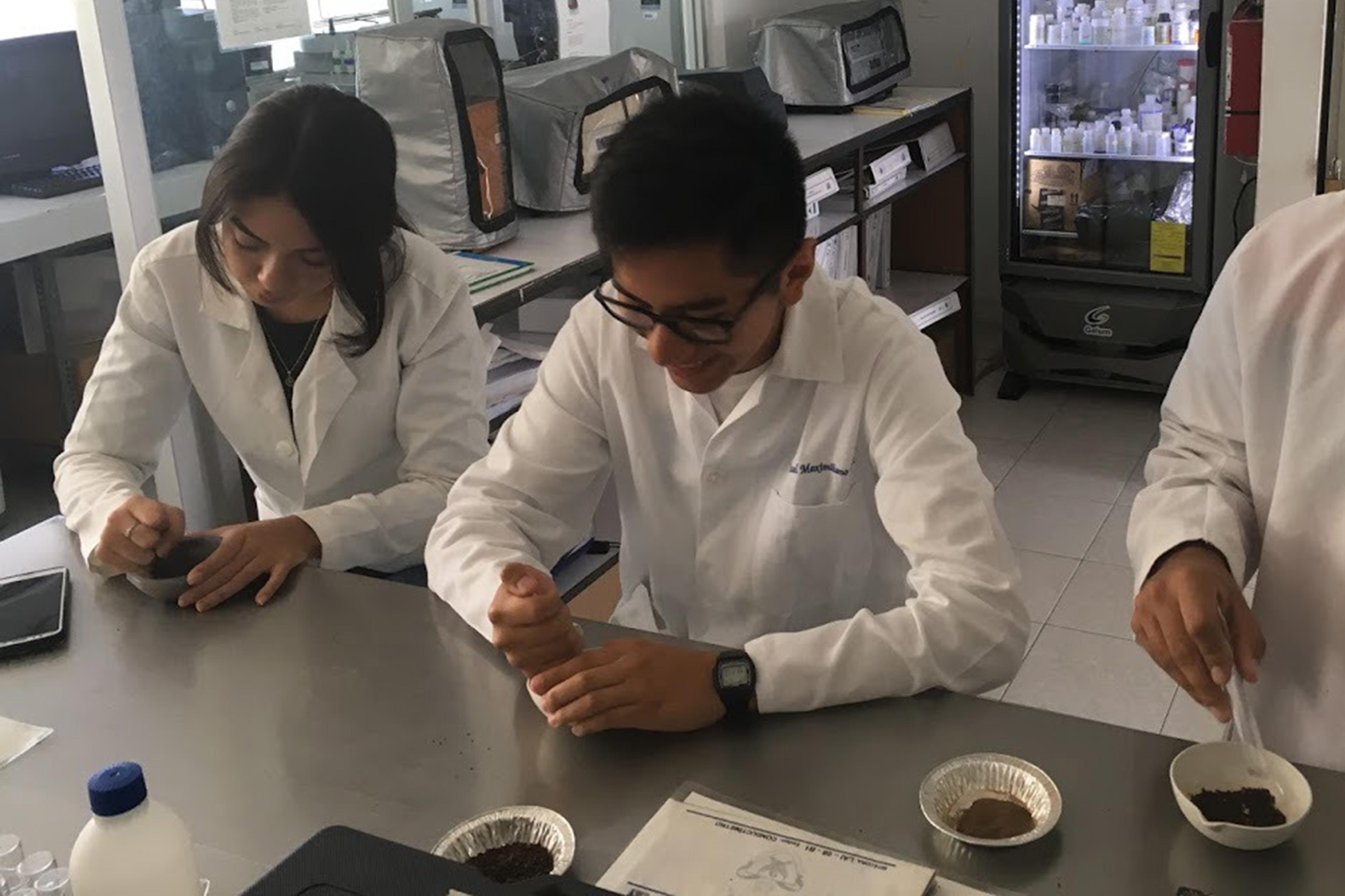 FIQ-BUAP obtiene biopolímero a partir de aloe vera para generar bioplástico