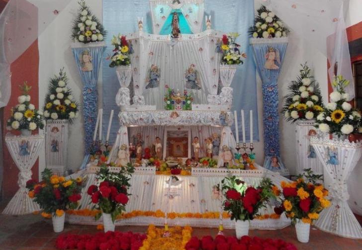 Huaquechula cancela actividad turística en Todos Santos