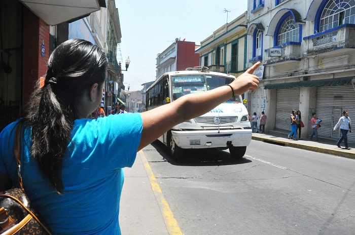 Sin vigor, alza de 8.50 pesos a tarifa del transporte: Aréchiga