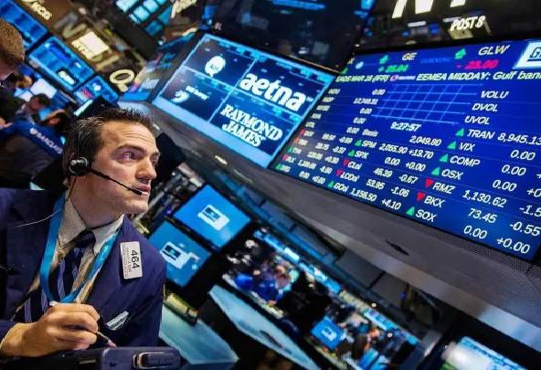 Wall Street se desplomó el lunes