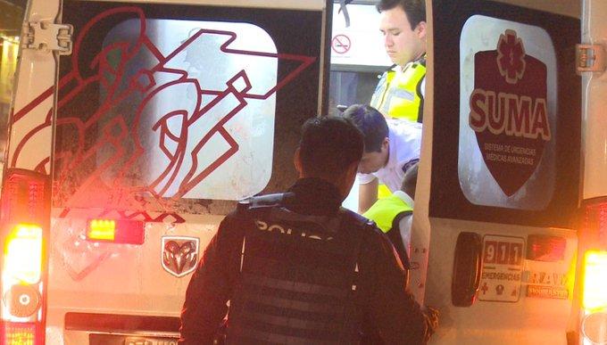 Se suben a asaltar ruta y terminan golpeados por pasajeros en Puebla capital