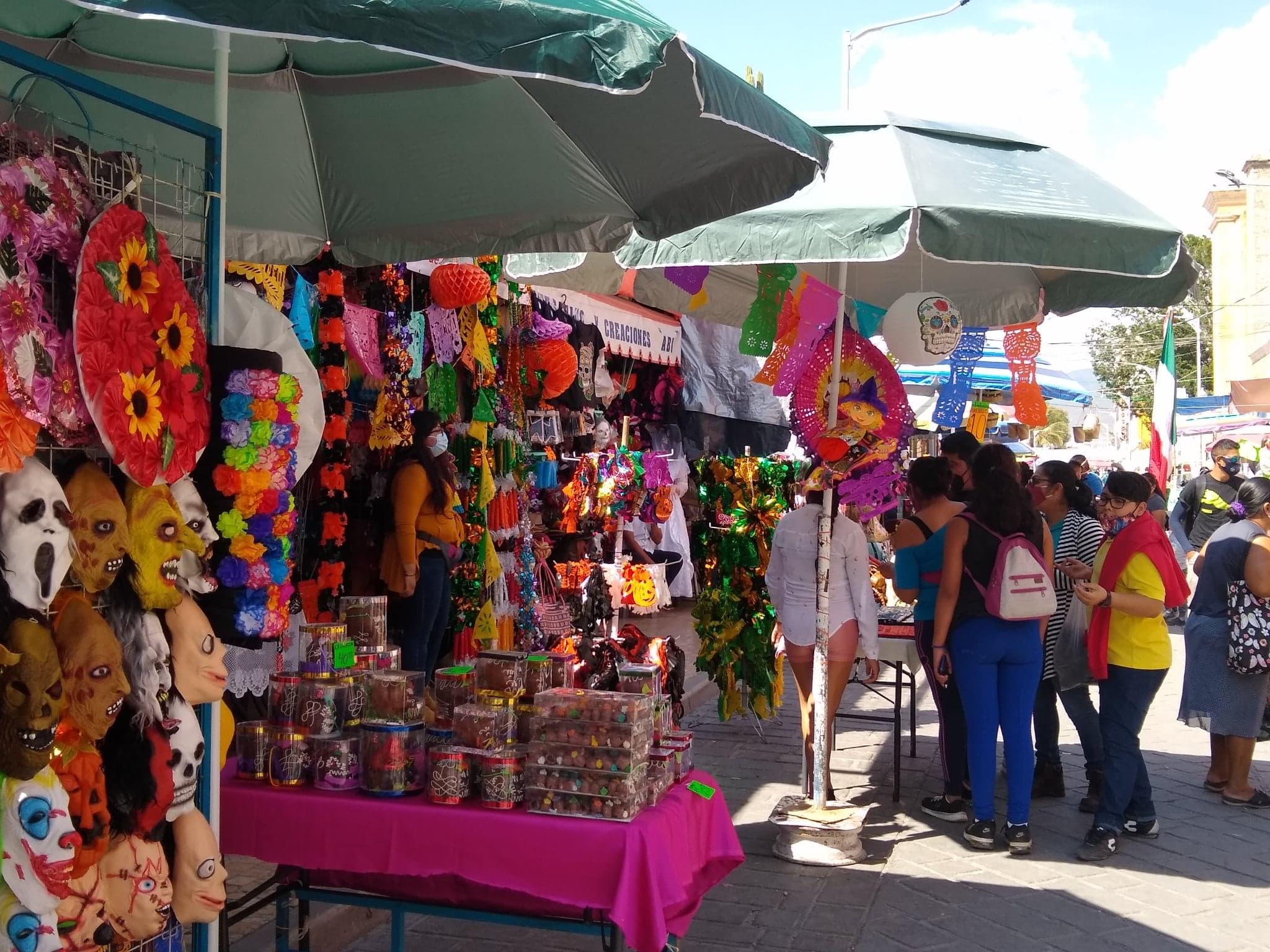 Retirarán a ambulantes del primer cuadro de Tehuacán