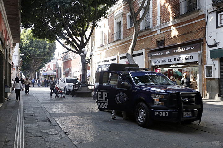Condena Canaco actos entre ambulantes en el CH