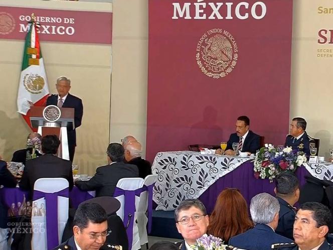 En 3 años operará aeropuerto en Santa Lucía: AMLO