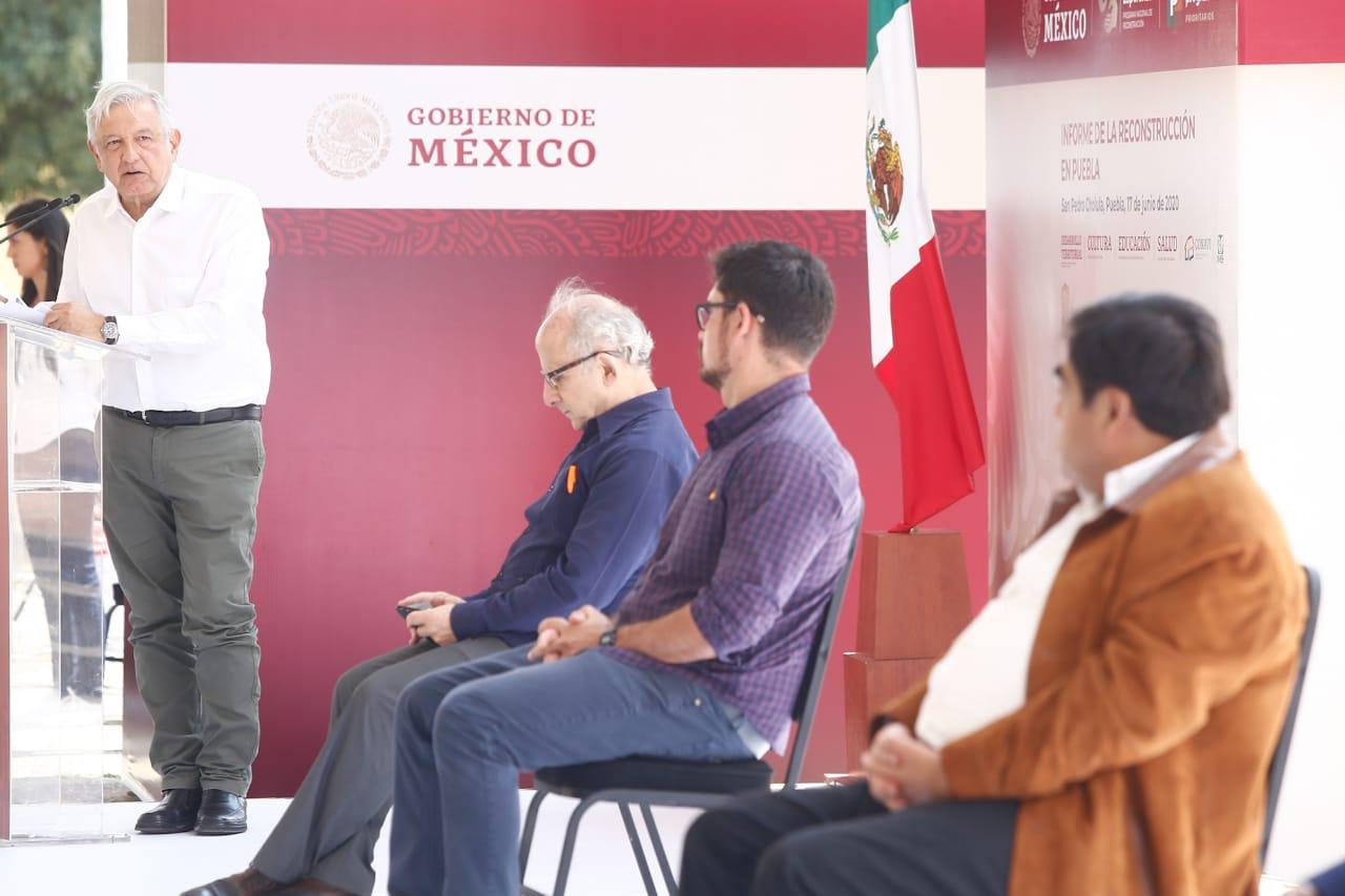 Protestas son de grupos que ya no tienen privilegios: López Obrador