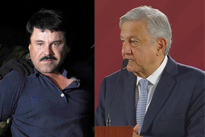El Chapo le envía carta a AMLO; dice que está en cárcel terrorífica