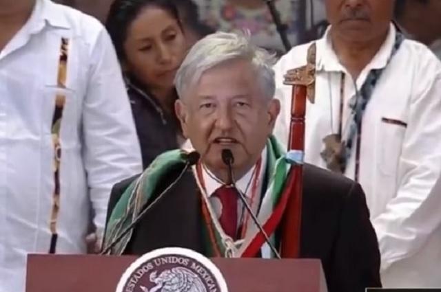 AMLO se reunirá con pueblos indígenas este viernes en Puebla