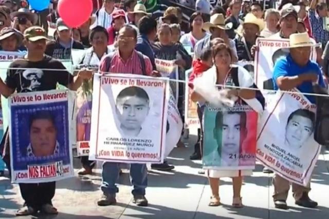Ayotzinapa es un asunto de estado y se hará justicia: AMLO