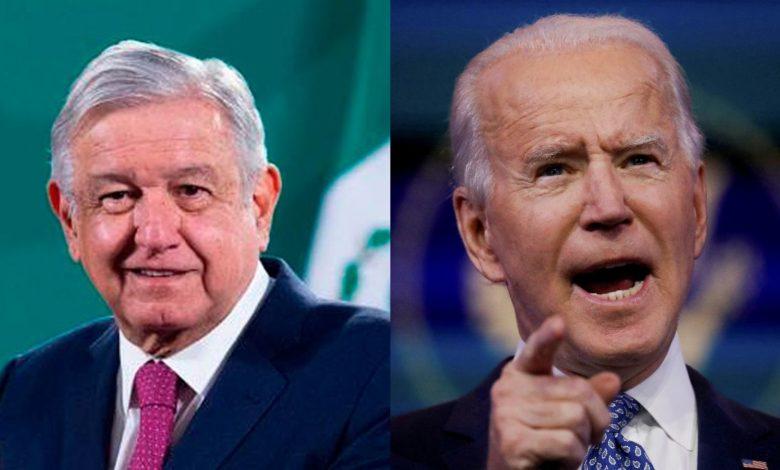 AMLO confía en que Biden cumpla con una reforma migratoria