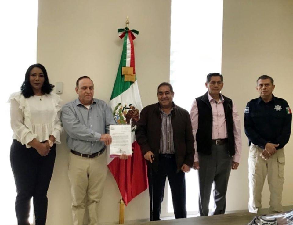 Gestiona Mario de la Rosa Complejo de Seguridad Pública para Amozoc