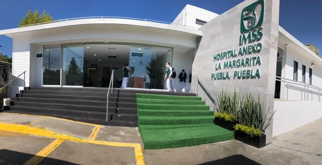 Por fin, IMSS La Margarita tiene 40 camas más para pacientes