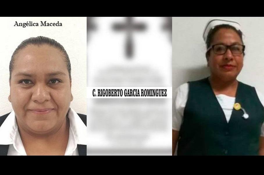 Ayudaron a otros a curarse del Covid en Puebla pero ellos perdieron la batalla