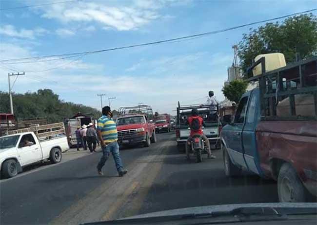 Pese a contingencia ganaderos se instalan en Tlacotepec