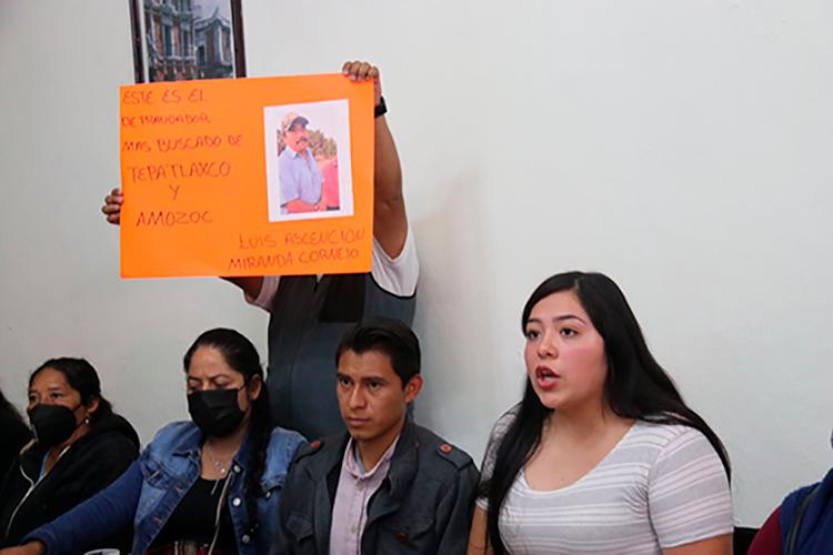 Víctimas de fraude se apoyan en Antorcha
