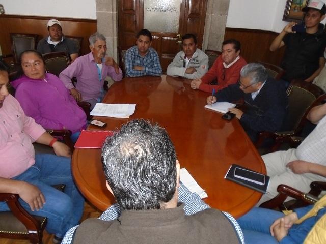 Antorcha irá contra exedil de Huauchinango por irregularidades