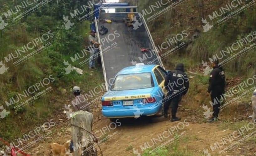 Asesinan en Aquixtla al dirigente del PRI de Tetela de Ocampo