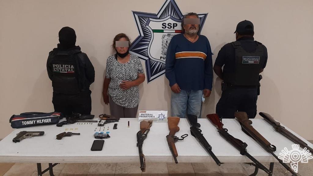 Armados hasta los dientes caen miembros de la banda de El Masero