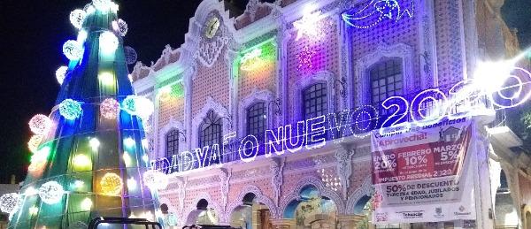 Tehuacán no comprará adornos navideños para fiestas decembrinas