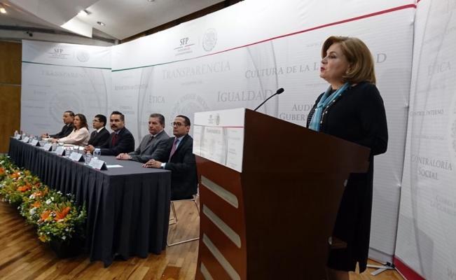 Función Pública está lista para Sistema Nacional Anticorrupción