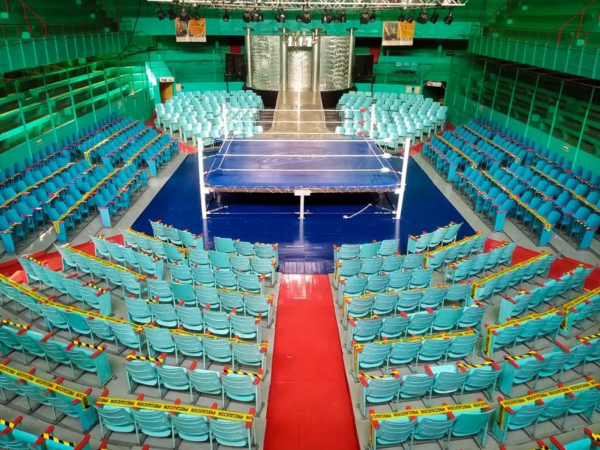 Tras 17 meses, anuncian reapertura de la Arena Puebla