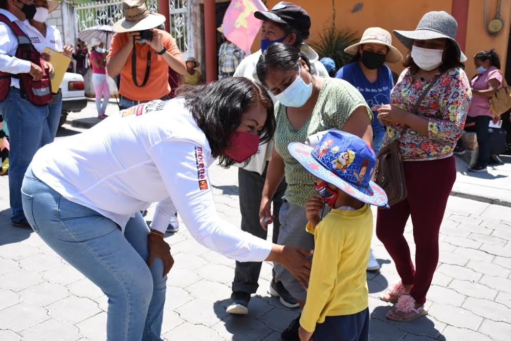 TEPJF ratifica candidatura de Ariadna Ayala en Atlixco