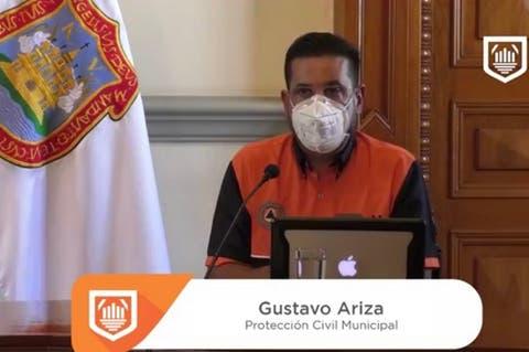 Rechaza Protección Civil clausuras selectivas a negocios del centro histórico de Puebla