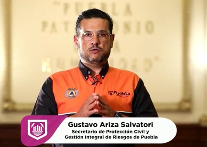 Segom de Puebla mantienen operativos para evitar comercio en vía pública