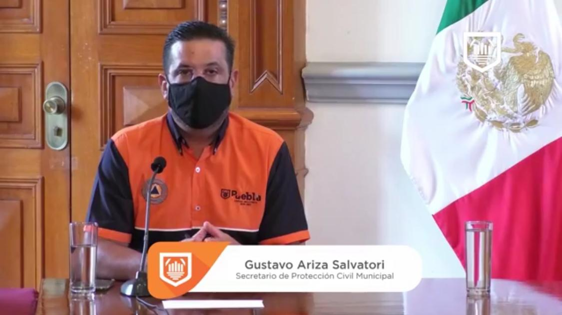 Templos podrán abrir al cambiar a semáforo naranja: Ariza