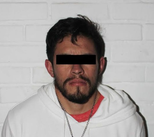 Armado hasta los dientes cae ex policía federal en Puebla
