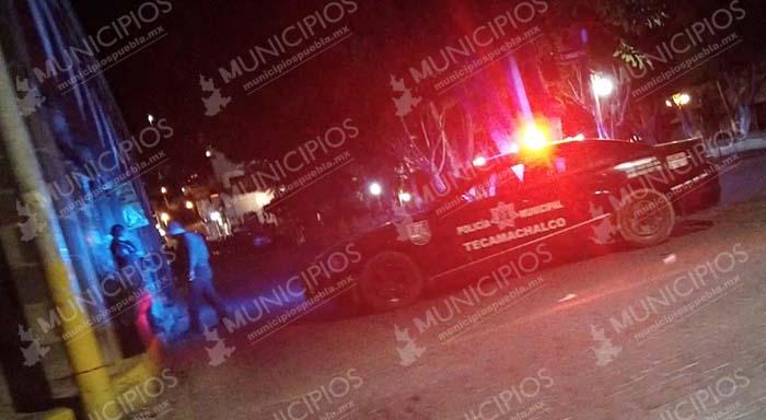 Tras balacera Guardia Nacional detiene a ladrones con armas largas en Tecamachalco