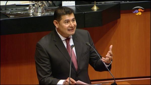 Interés de Armenta por competir para alcalde enriquece la contienda: Barbosa