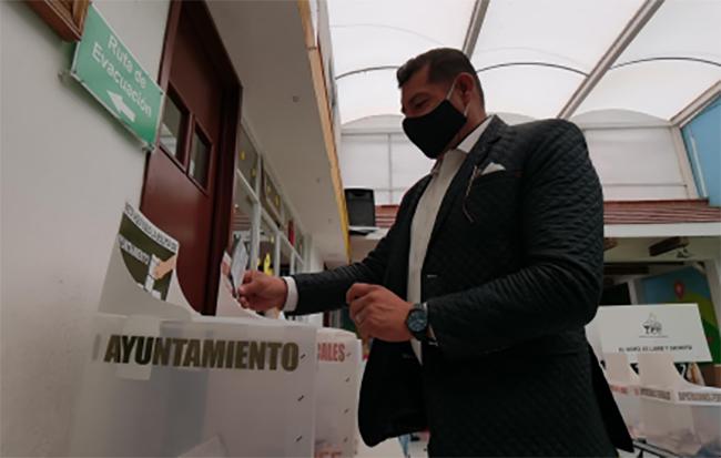 Es necesario analizar la derrota de Morena en Puebla capital: Armenta