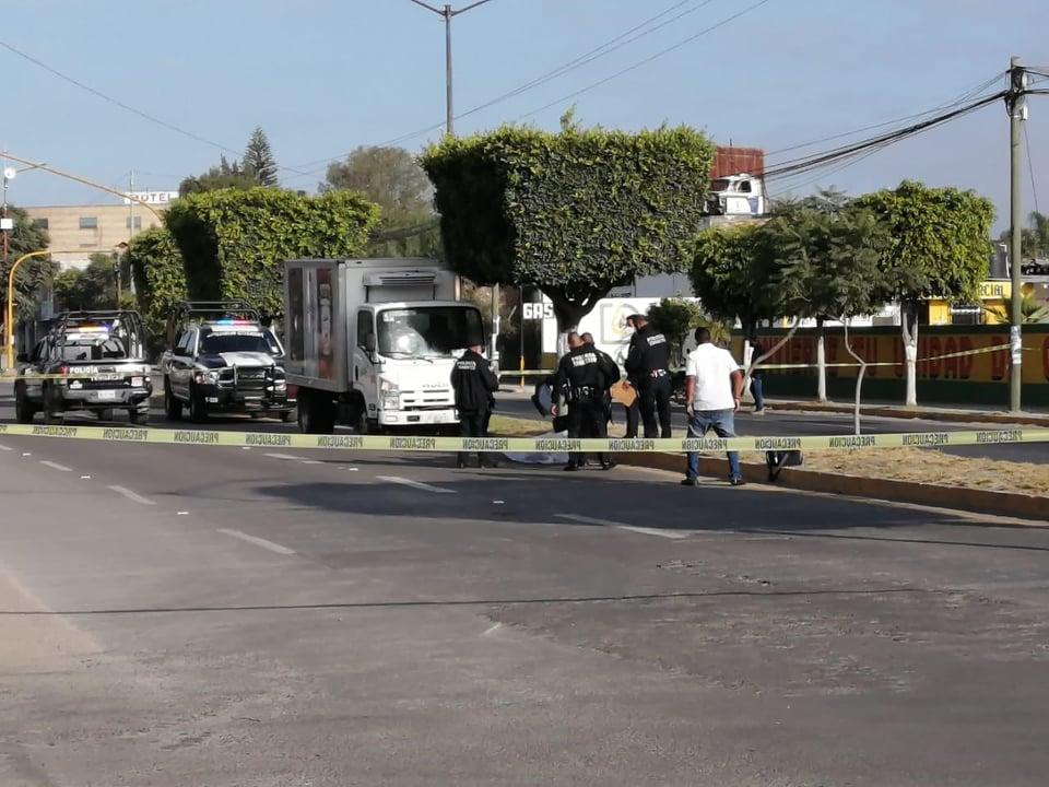 Fallece abuelito al ser atropellado en Tehuacán