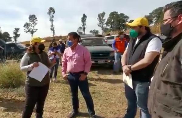 VIDEO Ni construcción de casas, ni deforestación en el Zapotecas: Arriaga Lila