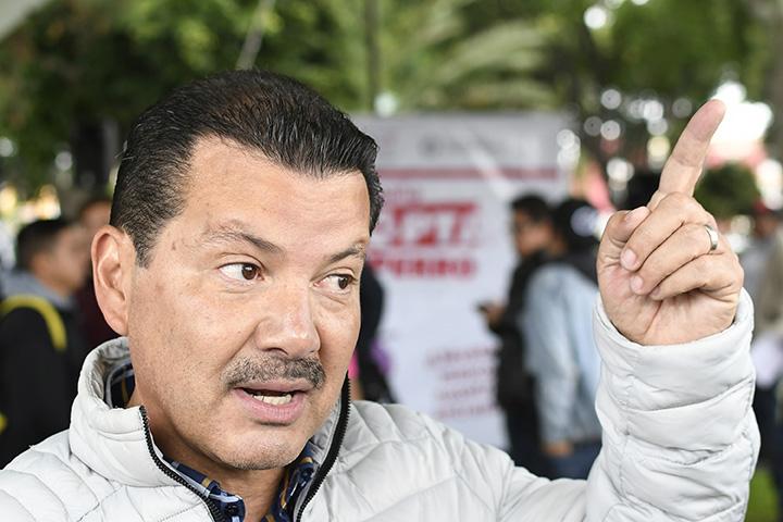 Arriaga no dejó ni para la nómina, acusa la alcaldesa Paola Angón
