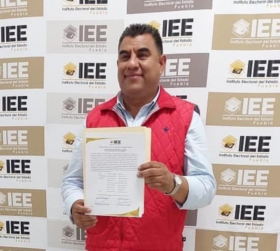 Pese a disturbios, ratifica TEEP a Artemio Hernández como edil de Chiconcuautla
