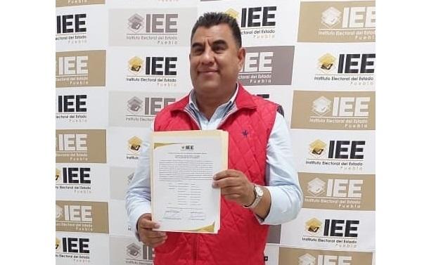 Artemio Hernández será edil por tercera vez en Chiconcuautla