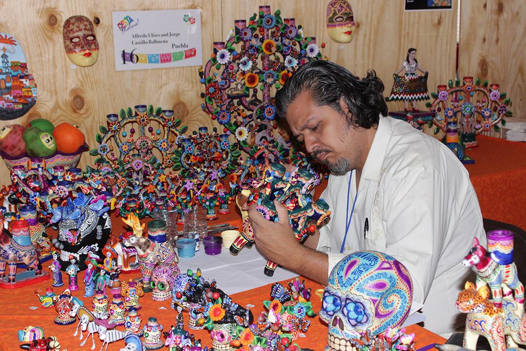 En Izúcar se realizará el Festival Nacional de Barro Policromado