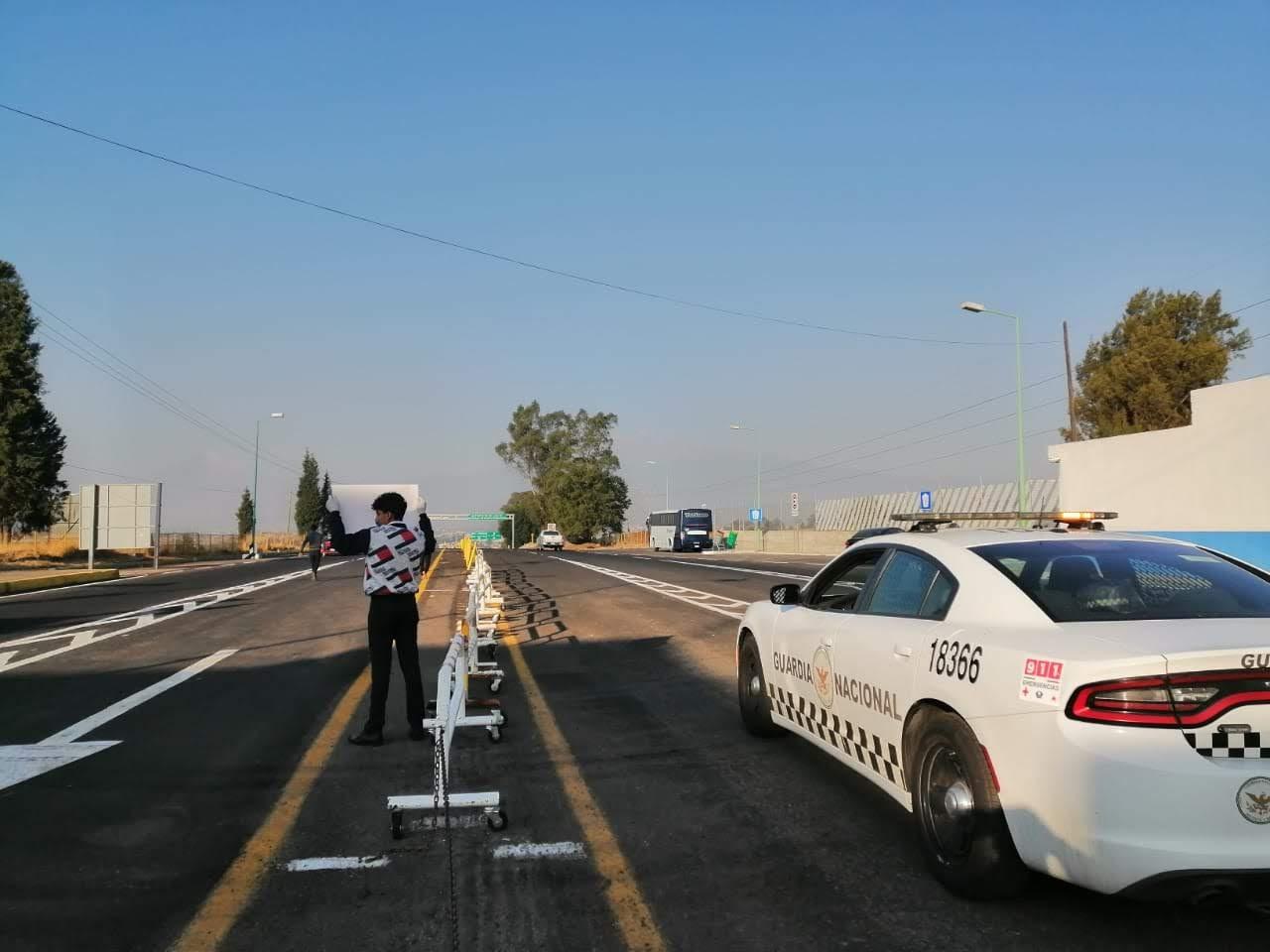 Tras asaltos exigen vigilancia en el Arco Norte a la altura de Texmelucan