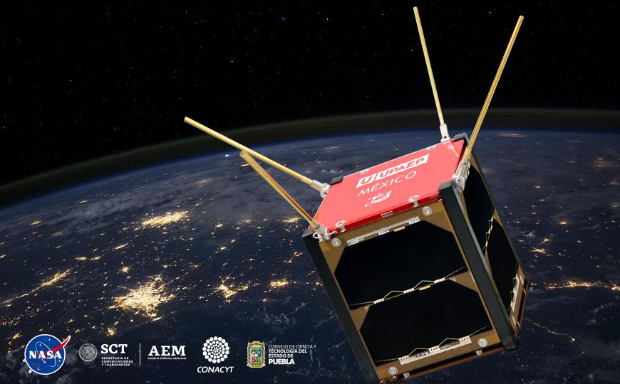 UPAEP desarrolla constelación de satélites mexicanos con la NASA y la AEM