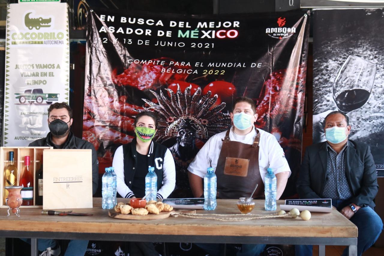 San Andrés Cholula recibirá el Festival del Asado