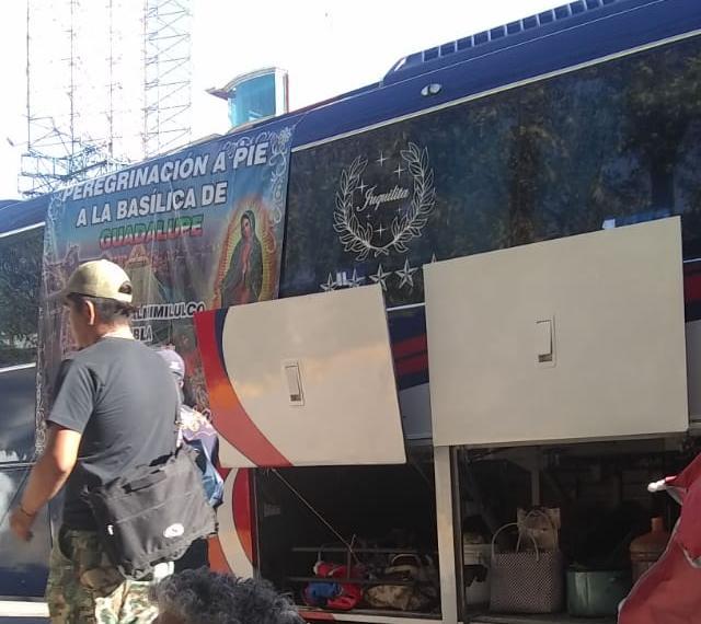 Asaltan a peregrinos de Xalmimilulco en Río Frío