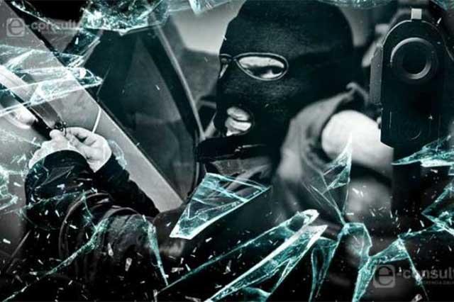 Encabezan los robos la lista de delitos más cometidos en Tehuacán: Igavim