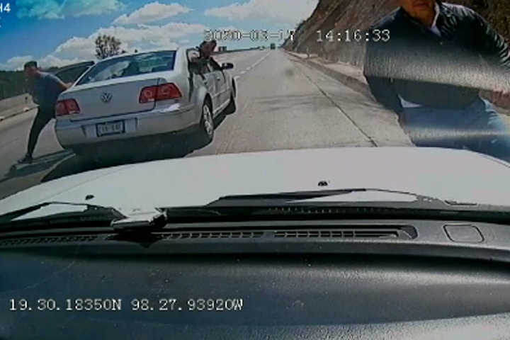 VIDEO Cuidado: Así asaltan en el Arco Norte