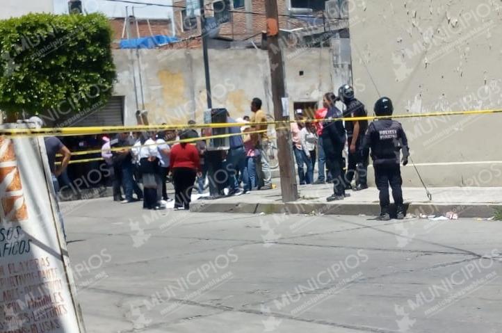 Feminicidio: La asesinaron en las calles de Texmelucan