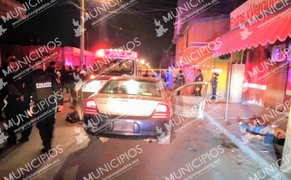 Hugo y Adrián pidieron alcohol y terminaron asesinados en la Agrícola Ignacio Zaragoza